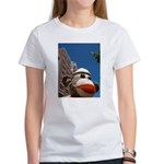 Ernie the Sock Monkey in Seattle Women's T-Shirt