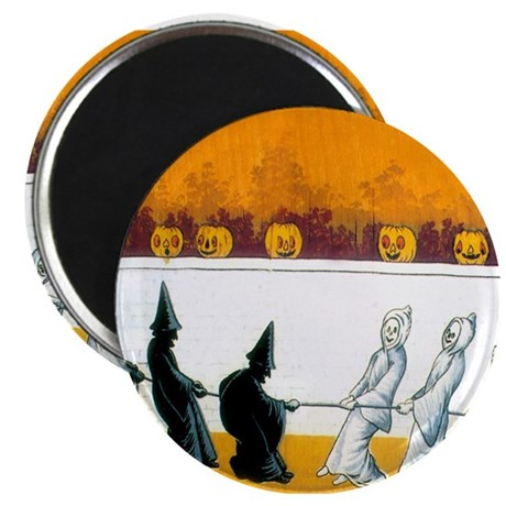 Ghostly Ghouls Magnet