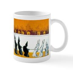 Ghostly Ghouls Mug