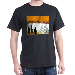 Ghostly Ghouls T-Shirt