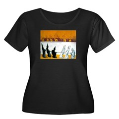 Ghostly Ghouls T