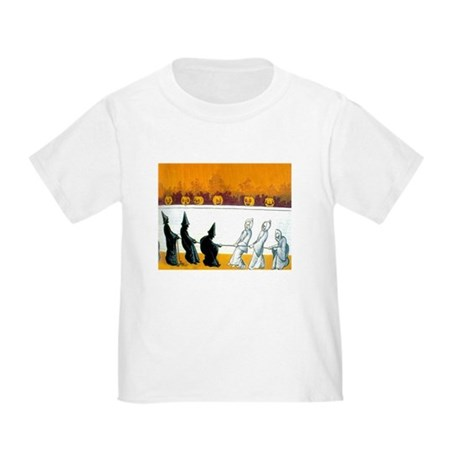 Ghostly Ghouls Toddler T-Shirt