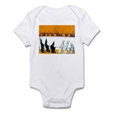 Ghostly Ghouls Infant Bodysuit