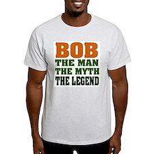 BOB - the Legend Ash Grey T-Shirt