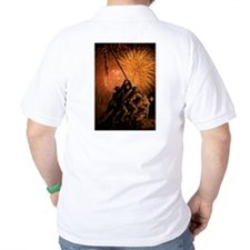 USMC 4th of July T-Shirt