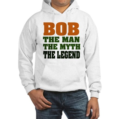 BOB - the Legend Hooded Sweatshirt