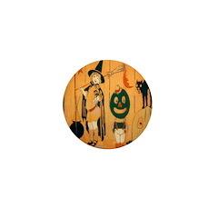 Halloween Frolic Mini Button (100 pack)