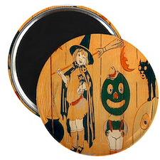 Halloween Frolic Magnet