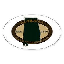 Alabama Est. 1819 Decal