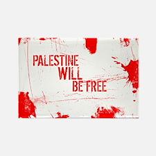 Cool Arabic palestine Rectangle Magnet