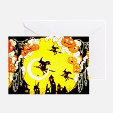Witches Night Greeting Card