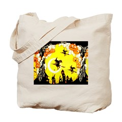 Witches Night Tote Bag