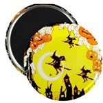 Witches Night Magnet
