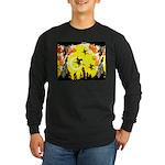 Witches Night Long Sleeve Dark T-Shirt