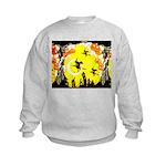 Witches Night Kids Sweatshirt