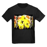 Witches Night Kids Dark T-Shirt