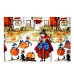 Witches & Elves Postcards (Package of 8)