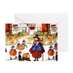 Witches & Elves Greeting Cards (Pk of 10)
