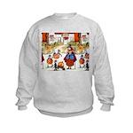 Witches & Elves Kids Sweatshirt