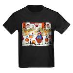 Witches & Elves Kids Dark T-Shirt