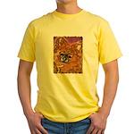 Long Haired Chihuahua Yellow T-Shirt