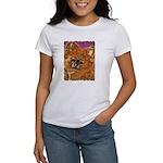 Long Haired Chihuahua Women's T-Shirt