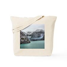 MOUNTAINS - GLACIERS Tote Bag