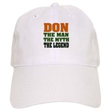 DON - The Legend Baseball Cap