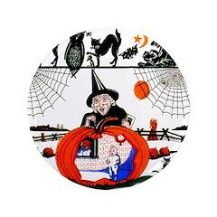 Witch Pumpkin 3.5