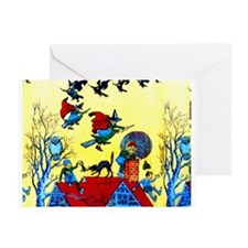 The Witches Greeting Cards (Pk of 20)