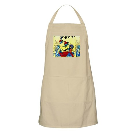 The Witches Apron