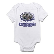 Wise Men Raised up by God for Infant Bodysuit