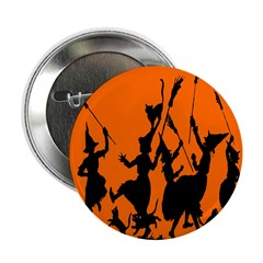 """Witches Dance 2 2.25"""" Button"""