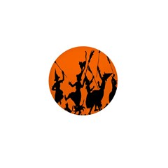 Witches Dance 2 Mini Button (10 pack)