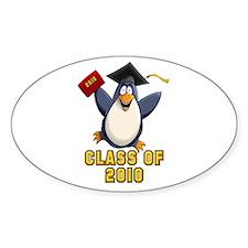 Penguin Graduate Decal