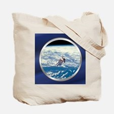 Shuttle Orbit Tote Bag