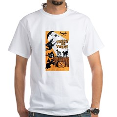 Vintage Trick or Treat Image Shirt