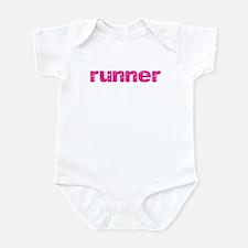 runner Infant Bodysuit