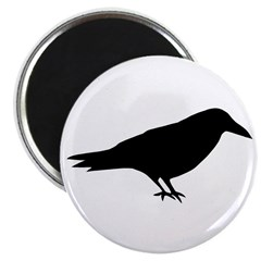 The Raven Magnet
