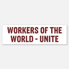 Workers Sticker (Bumper)