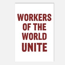 Workers Postcards (Package of 8)