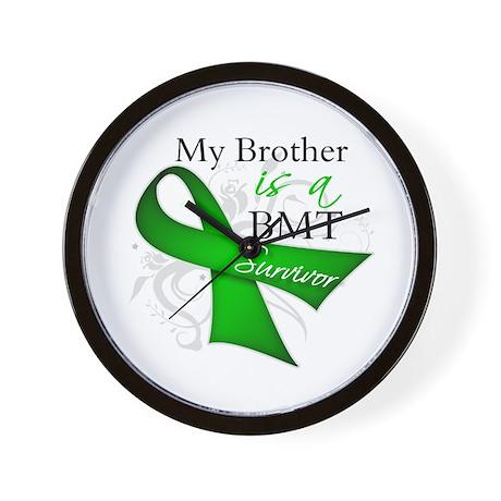 Brother BMT Survivor Wall Clock