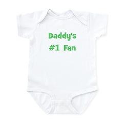 daddys1fan_green Body Suit