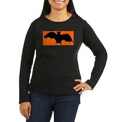 Orange Batty T-Shirt