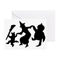 Halloween Dance Greeting Cards (Pk of 10)
