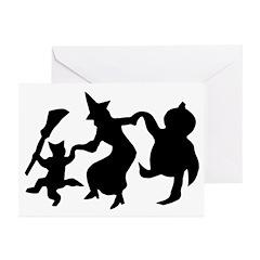 Halloween Dance Greeting Cards (Pk of 10)