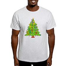 Trombone Christmas T-Shirt
