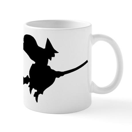 Flying Witch Mug