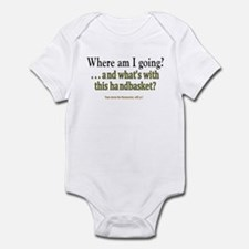 Interesting ride Infant Bodysuit