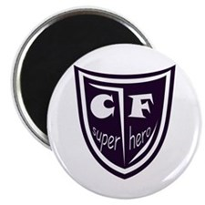 "CF Super Hero Emblem 2.25"" Magnet (10 pack)"
